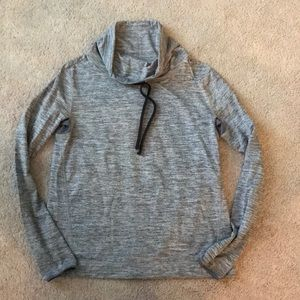 J crew work out sweat shirt